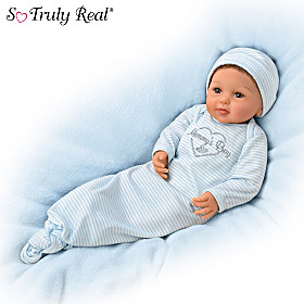 Mommy's Boy Baby Doll