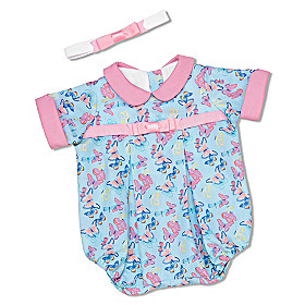 Bright And Beautiful Bubble Baby Doll Accessory Set
