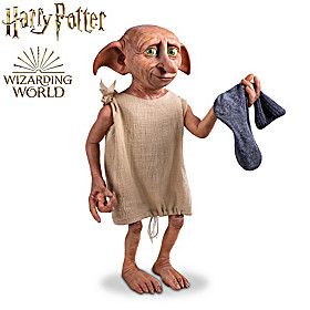 DOBBY THE HOUSE ELF Figure