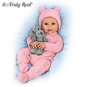 Arianna, My Snuggle Pup Baby Doll And Plush Dog Set
