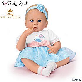 Disney Perfect Little Princess Baby Doll