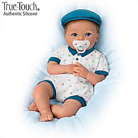 Cute & Cuddly Charlie Baby Doll