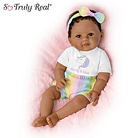 One-Of-A-Kind Ciara Baby Doll