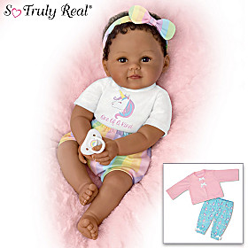 One-Of-A-Kind Ciara Baby Doll And Accessory Set