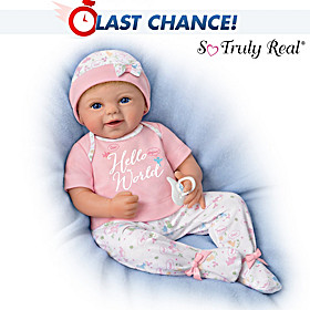 Hello World! Baby Doll