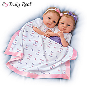 Born Together Friends Forever Baby Doll Set