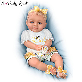 Bee Kind Baby Doll