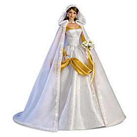 Magical Fairytale Bride Doll