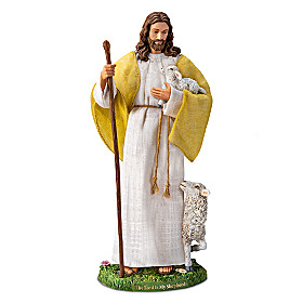 The Lord Is My Shepherd Portrait Doll