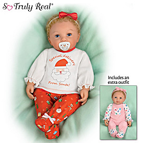 Mommy's Girl Holiday Edition Baby Doll