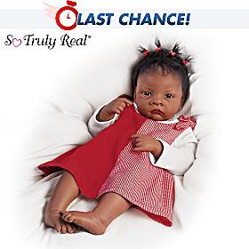 Waltraud Hanl Jasmine Goes To Grandma's Doll
