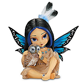 Nightsmind, The Spirit Of Wisdom Figurine