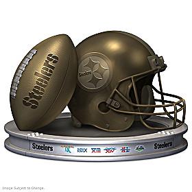 Pittsburgh Steelers Pride Sculpture