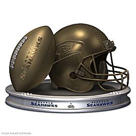 Seattle Seahawks Pride Sculpture