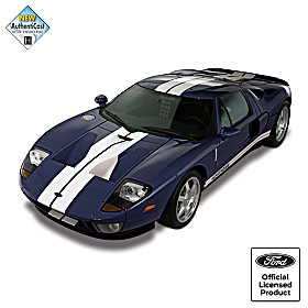 1:18-Scale 2006 Ford GT Sculpture