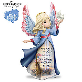 Precious Moments We Will Never Forget Figurine