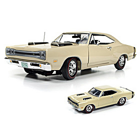 1969 Dodge Scat Pack Diecast Car