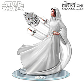 STAR WARS: Princess Leia Figurine