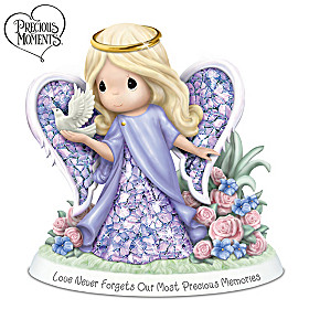 Love Never Forgets Our Most Precious Memories Figurine