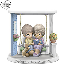 Together Is Our Favorite Place To Be Figurine