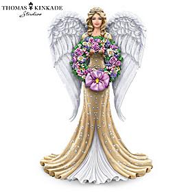 Heavenly Light Throughout The Season Angel Figurine