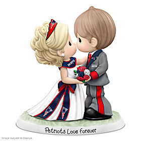 Precious Moments Patriots Love Forever Figurine