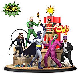 Holy Bombs Away, BATMAN! Sculpture