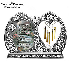 Thomas Kinkade Tears Of Sorrow Wind Chime