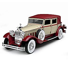 1:18-Scale 1930 Packard LeBaron Diecast Car