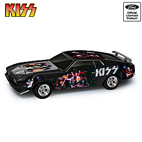 KISS '73 Mustang Sculpture