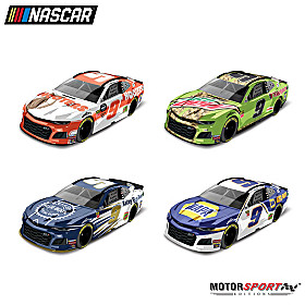 Chase Elliott Race To The Finish 2019 Diecast Car Set