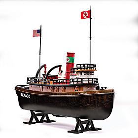Texaco Latin American Tugboat Diecast Bank
