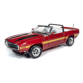 1:18-Scale 1970 Shelby Mustang GT 500 Diecast Car