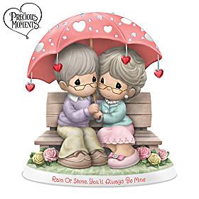 Rain Or Shine, You'll Always Be Mine Figurine