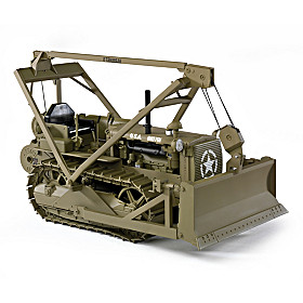 1:16-Scale Caterpillar D4 Diecast Tractor