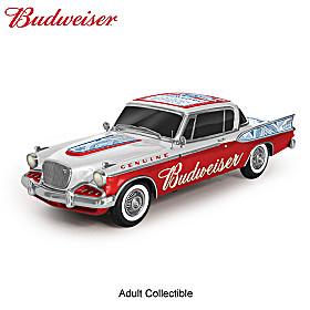 A Classic Ride Budweiser Studebaker Sculpture