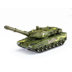 Diecast Battle Tank