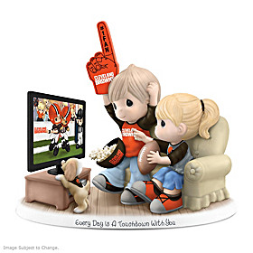 Every Day Is A Touchdown With You Browns Figurine