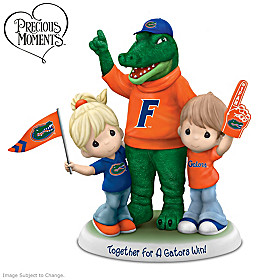 Together For A Gators Win Figurine