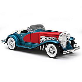 1935 Duesenberg SSJ Diecast Car