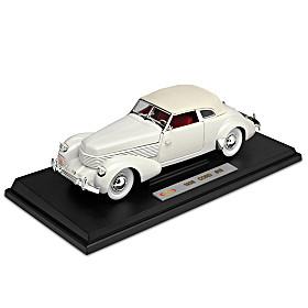 1:18-Scale 1936 Cord 810 Diecast Car