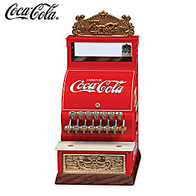 COCA-COLA Cash Register Sculpture