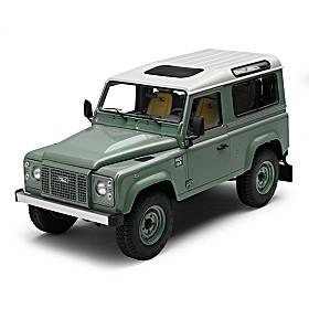 1:18-Scale Land Rover Defender 90 Heritage Diecast Car