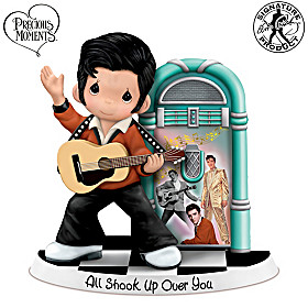 Precious Moments All Shook Up Over You Figurine