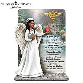 Gentle & Healing Hands: The Nurse's Prayer Figurine