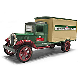 1:34-Scale Texaco 1931 Hawkeye Diecast Delivery Truck