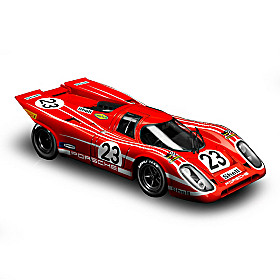 1:18-Scale Porsche 917K-1970 Le Mans Winner #23 Diecast Car