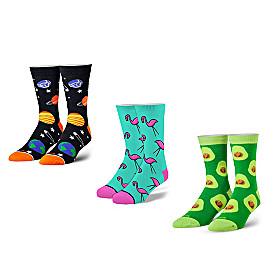 Toe-tally Cool Socks 3-Pair Set