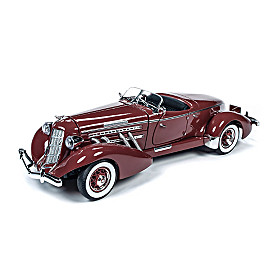 1:18-Scale 1935 Auburn 851 Boattail Speedster Diecast Car