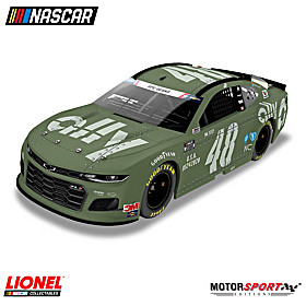 Jimmie Johnson No. 48 Ally Patriotic 2020 Diecast Car